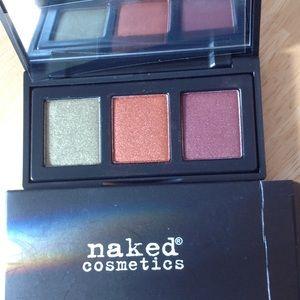 naked cosmetics Makeup - Naked Cosmetics Urban Rustic Trio